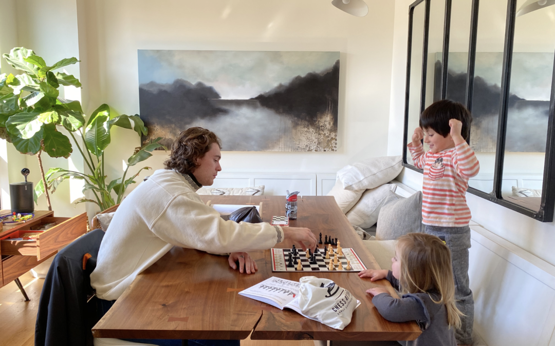 New from Chess at Three: School In-Home