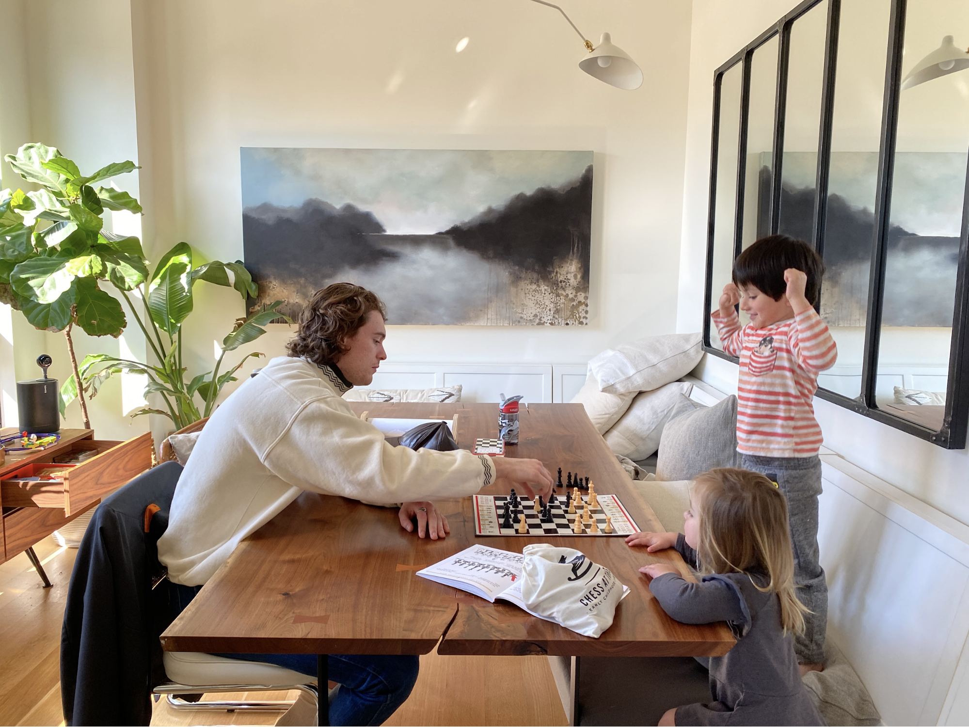NYC In-Home Chess Lessons